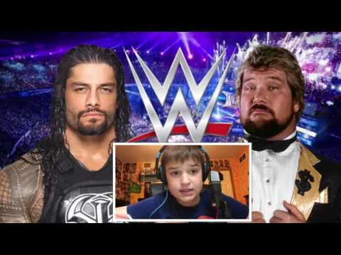 Video WWE HALL OF FAMER Ted DiBiase Says That Roman Reigns Deserves A Second Chance download in MP3, 3GP, MP4, WEBM, AVI, FLV January 2017