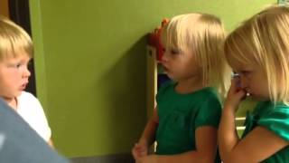 Here's The Most Adorable Children's Argument Ever