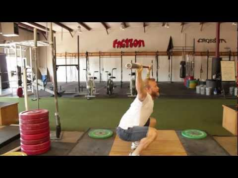 CrossFit of the Ozarks Aug 21,2014