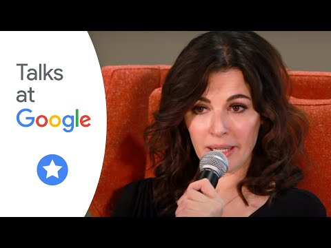 "Nigella Lawson: ""Nigellissima"", Talks at Google"