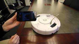Roomba Dancer YouTube video