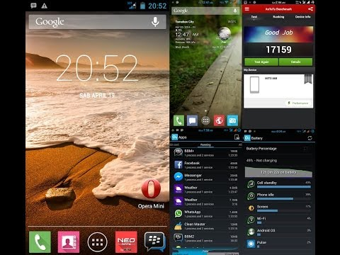 MITO A68 Fantasy Power [Re] UNBOXING - (Rooted & Recovery Installed)