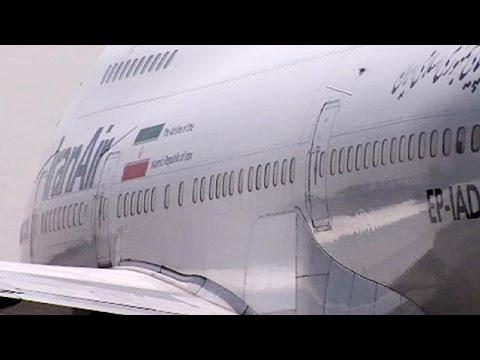 Στο αεροδρόμιο θα εκδίδουν βίζα οι ιρανικές αρχές