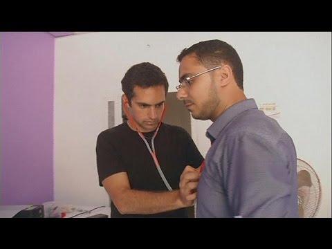 Ειδικό στηθοσκόπιο για τους ασθενείς στη Λωρίδα της Γάζας – hi-tech