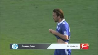 Christian Fuchs trifft gegen seinen Ex-Verein