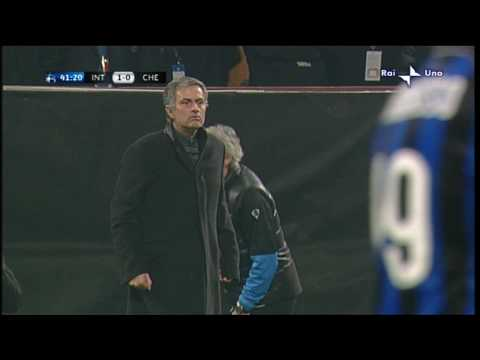 mourinho moments in inter-chelsea.avi (видео)