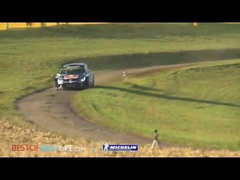 Vídeo mejores imágenes jornada 1 WRC Rallye Alemania 2015