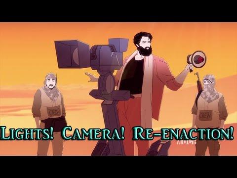 Moonbeam City S1E2 Lights! Camera! Re-enaction! Review