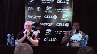 Sharks Press Conference pre Hurricanes | Super Rugby Video Highlights