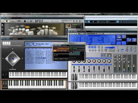 """Blair The Music Productions Cubase Work Flow of """"Sync Issues"""" by Total B.S."""