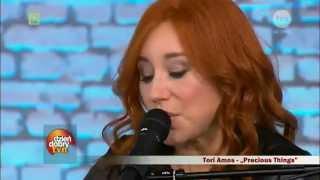 Tori Amos - Precious Things @ TVN Poland 2012