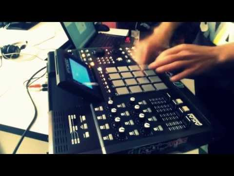 Video of MPC FUNK Master DUBSTEP