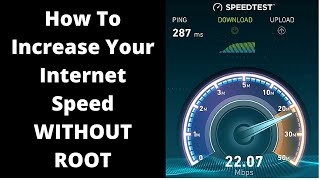 Video Boost Your Internet SPEED without ROOT [HINDI - हिन्दी ] MP3, 3GP, MP4, WEBM, AVI, FLV Juni 2019