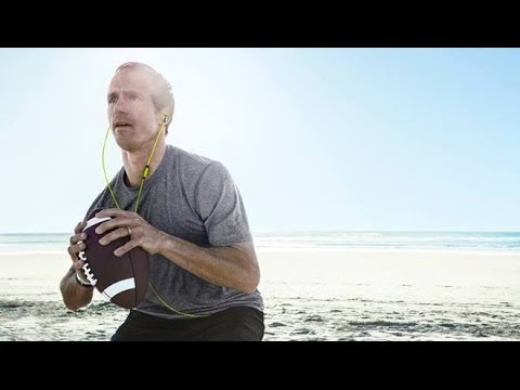 Monster iSport x Drew Brees Video Thumbnail