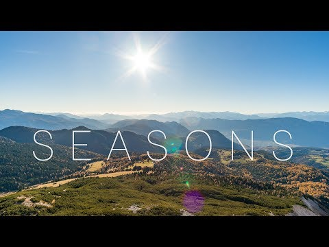 SEASONS - A Timelapse Journey through NORTH and SOUTH TYROL in 4K251