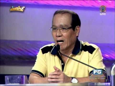 impersonator - An impersonator of Kris Aquino drew laughs on