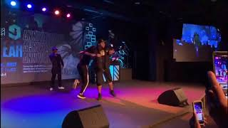 Kurtis Blow Performs Live @ CROSSOVER ⛪