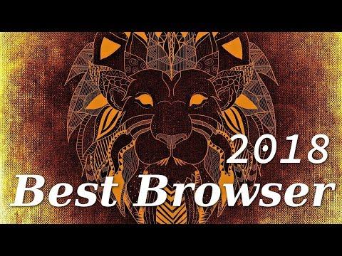 Best Web Browser for 2018 - Brave [Desktop & Mobile]