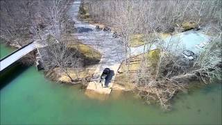 Cookeville (TN) United States  city photo : Drone Flyover at City Lake - Cookeville TN