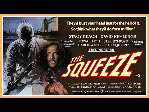 The Squeeze (1977) Trailer - Color / 2:44 mins