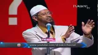Is Terrorism a Muslim Monopoly ~ Dr Zakir Naik   Part 01