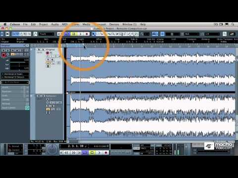 Cubase 5 401: Mastering in Cubase – 05 Remastering Comparison