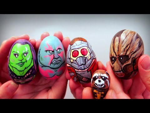 Awesome Easter Egg Art