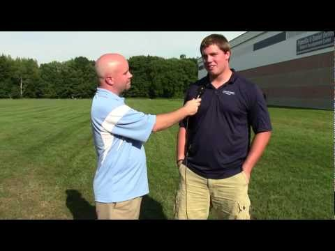 Northwood Football - 10 Interviews In 10 Days - Matt Broome