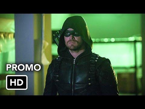 "Arrow 5×03 ""A Matter of Trust"" промо"