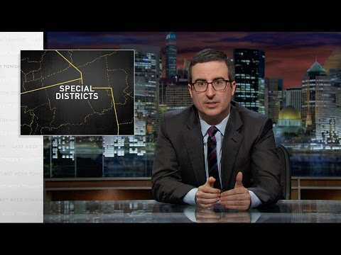 Last Week Tonight with John Oliver Special