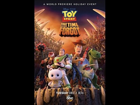 Toy StoryThat Time Forgot 2014