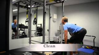 Exercise Index: Clean