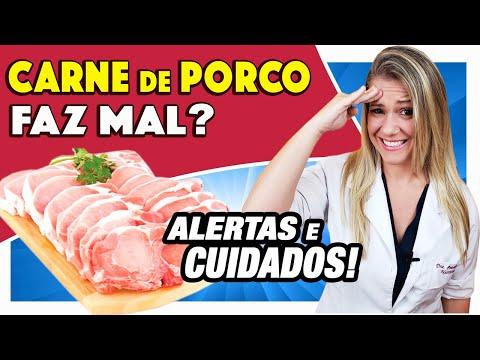 Nutricionista - Carne de Porco Faz Mal? É Inflamatória? [CUIDADOS e DICAS]