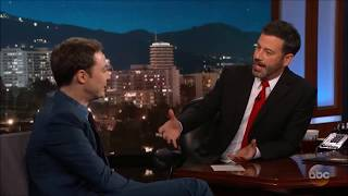 I have no rights on this video.All rights belongs to ABC and Jimmy Kimmel Live. Original video:...