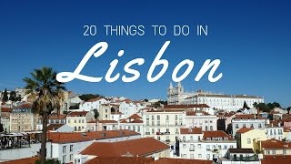 Lisbon Portugal  City new picture : 20 things to do in Lisbon Travel Guide