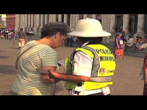 Servicios municipales en Semana Santa