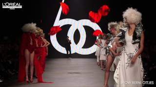 L\'Oreal​ Professionnel Catwalk Hairshow Mercedez Benz Fashion Week Amsterdam​ 2015