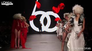 L\'Oreal Professionnel Catwalk Hairshow Mercedez Benz Fashion Week Amsterdam 2015