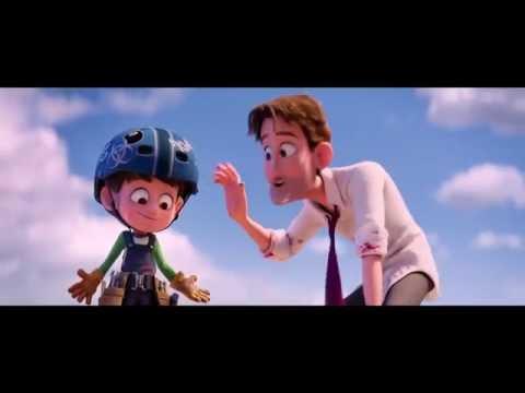 Podívejte se na trailer! Nový film pro děti i rodiče - Čapí dobrodružství