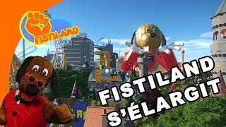 Video Planet Coaster - FISTILAND S'ÉLARGIT ! MP3, 3GP, MP4, WEBM, AVI, FLV Juli 2017