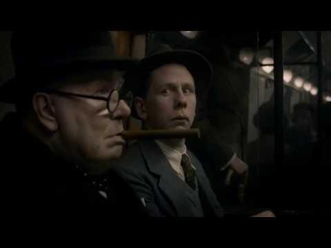 """Train Scene"" from Darkest Hour 2017"