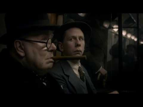 """Train Scene"" From Darkest Hour 2017"