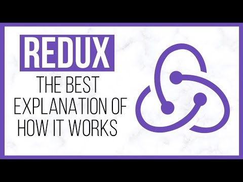 [Redux] - The Best Explanation of How it Works