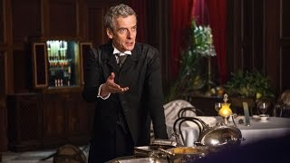 Doctor Who Extra contains scenes from Deep Breath. http://www.bbc.co.uk/doctorwho A new series, a new costume and a new...