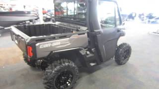 9. 2018 Can-Am Defender XT Cab HD8 NCU337