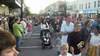 Kincardine (ON) Canada  City new picture : Kincardine Ont. Canada Massed Pipes & Drums Parade 2011.wmv