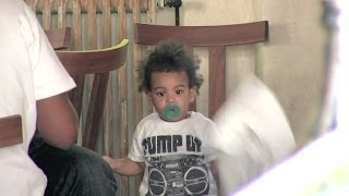 EXCLUSIVE - Beyonce, Jay Z and Ivy Blue had a lunch at Septime restaurant in Paris