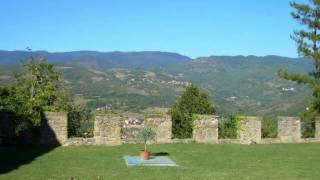 Casentino Italy  city images : Castello di Romena in Casentino Tuscany Italy / Song by Ernie Oldfield