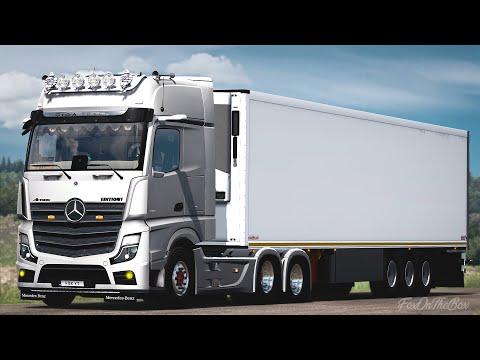 Mercedes-Benz Actros 2019 v1.5 1.39