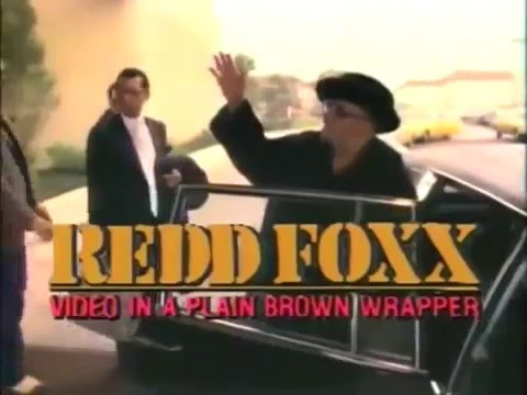 Redd Foxx  - Video in a Plain Brown Wrapper (1983) Stand Up Comedy